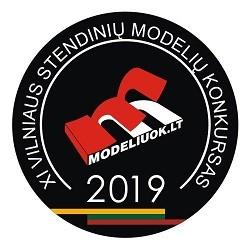 .XI Międzynarodowy Konkurs-Wystawa Modeli Redukcyjnych w Wilnie. 17-19.05.2019 .