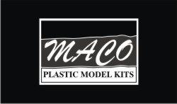 Resultado de imagen de MACO  Model Kits LOGO